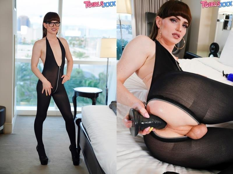 TGirls: (Natalie Mars) - Superstar Natalie Mars [HD 720p] (610.39 Mb)