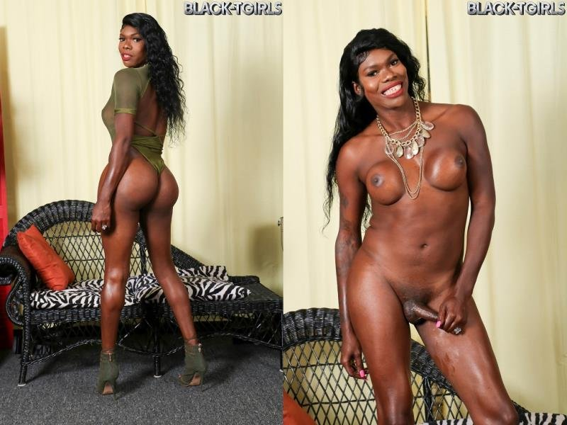 Black-TGirls: (Gezelle) - Sexy Gezelle Returns [HD 720p] (547.67 Mb)