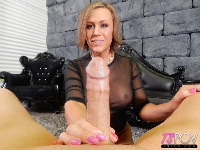 TsPov.com: (Nikki Jade Taylor) - Super Busty Beauty Takes The Cock In Both Holes (2018) [FullHD] (897.72 Mb)
