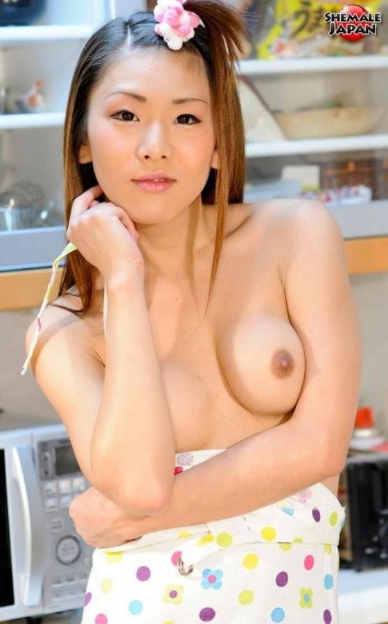SheMaleJapan.com: (Karina Shiratori) - Naughty In The Kitchen (2018) [FullHD] (950.96 Mb)