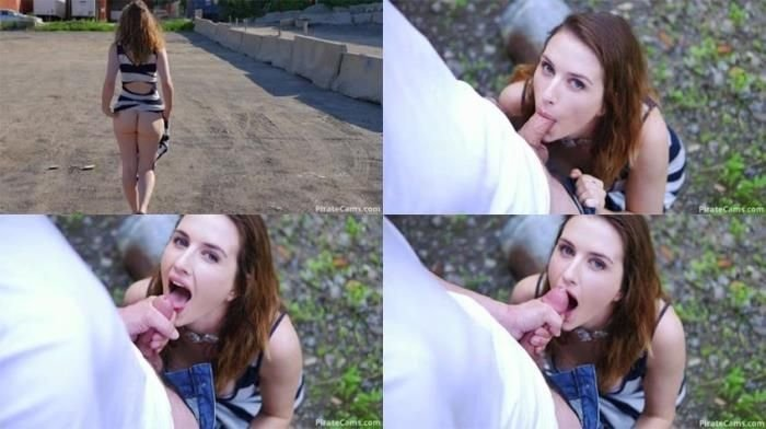 ManyVids: (Piper Blush) - Playful Blowjob in a Public (2018) [FullHD] (262.55 Mb)
