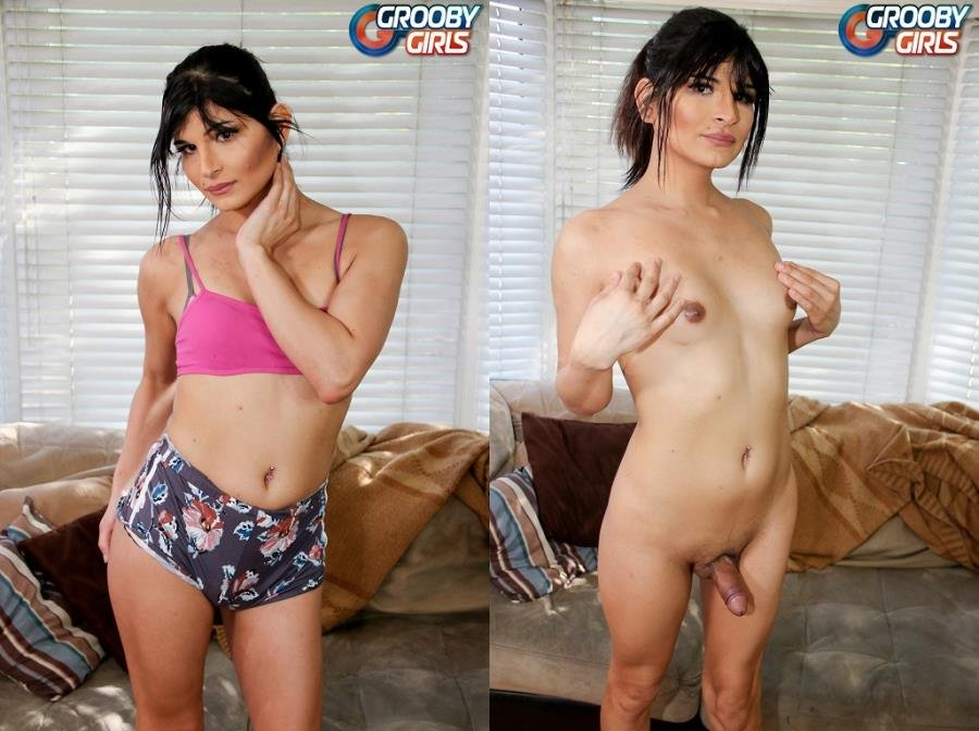 GroobyGirls.com: (Monica Raven) - Monica Raven's Climax! [SD] (391.85 Mb)