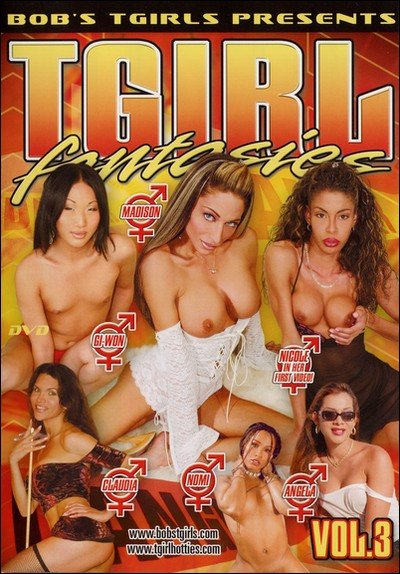 Bobs T Girl Studio: (Angela, Claudia, Gi-Won, Madison, Nicole, Nomi) - Tgirl Fantasies 3 [SD] (1.87 Gb)