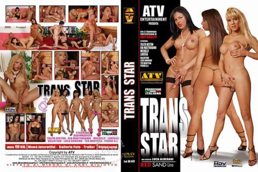 ATV Entertainment: (Larissa, Teo Mantera, Luca Bonomo, Valentino, Pierre D.J., Michelly, Baby Marilyn , Bia Mastroianni, Talita) - Trans Star [SD] (910.15 Mb)