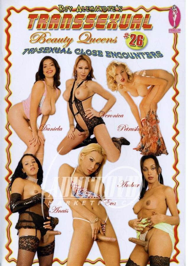 Shemale: (Daniela, Veronica, Petruska, Evam Amber) - Transsexual Beauty Queens 26 [SD] (1.23 Gb)