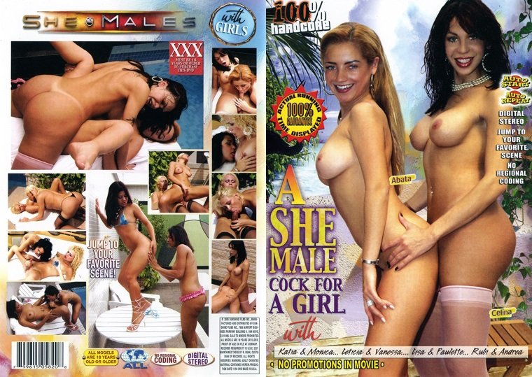 Sunshine Films: (Abata Kupffer, Celina Oliver, Katia Killer, Monika Prado, Rubi Mello, Andrea De Oliveira, Lisa, Paulette Lauur, Leticia Scott, Vanessa) - A She Male Cock For A Girl [SD] (1.4 Gb)