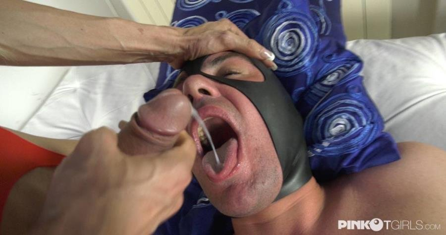 PinkOTgirls.com: (Crystal) - Mistress Crystal And Her Cock To Suck [SD] (531.13 Mb)