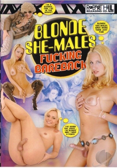 Robert Hill Releasing: (Thays Schiavinato, Sabrina Sherman) - Blonde She-males Fucking Bareback [SD] (1.46 Gb)