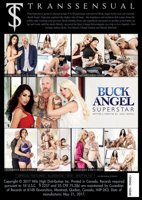 Transsensual: (Dana Vespoli) - Buck Angel Superstar [SD] (1.18 Gb)