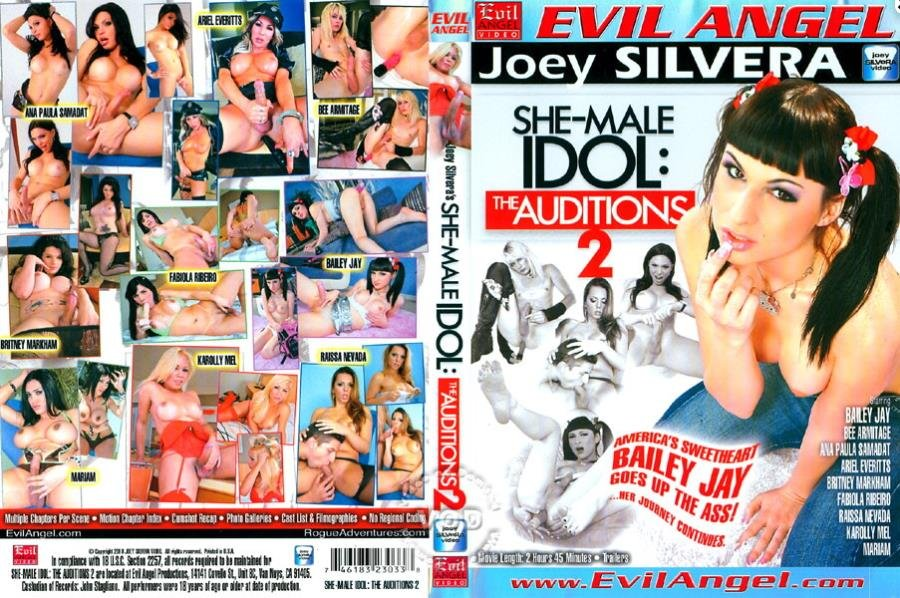 Evil Angel: (Bee Armitage, Bailey Jay , Karolly) - She-Male Idol: The Auditions 2 [DVDRip] (2.19 GB)