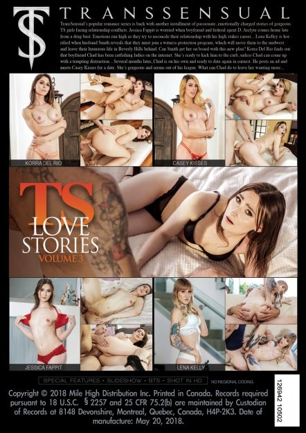 TransSensual: (Dana Vespoli) - TS Love Stories #3 [SD] (1.03 Gb)