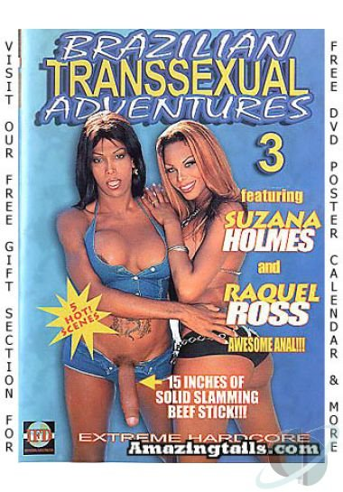 Dane Productions: (Suzanna Holmes) - Brazilian Transsexual Adventures #3 [SD] (884.36 Mb)