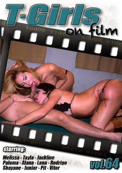 Sodom Video: (Shemale) - T-Girls On Film 64 [SD] (761.03 Mb)