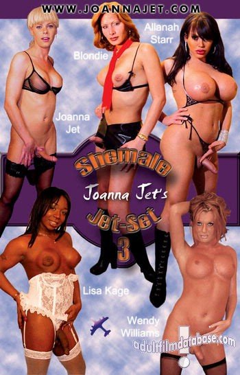 Altered State Productions: (Allanah Star, Joanna Jet, Lisa Kage, Wendy Williams, Blondie) - Shemale Jet Set 3 [SD] (1.37 Gb)