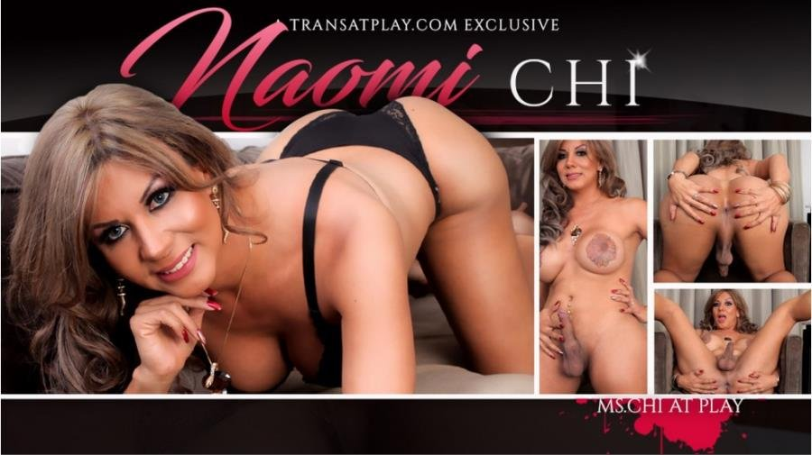 TransAtPlay.com / Trans500.com: (Naomi Chi) - Ms.Chi at Play [SD] (668.82 Mb)