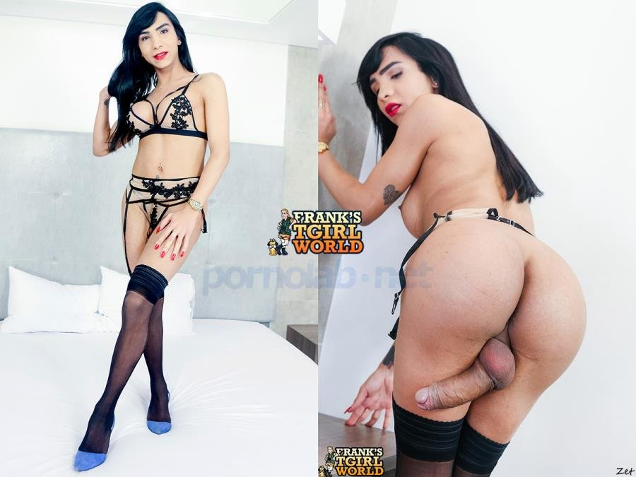 Franks-TGirlWorld.co: (Yasmin Dornelles) - Latina Beauty Yasmin [FullHD] (1,09 Gb)