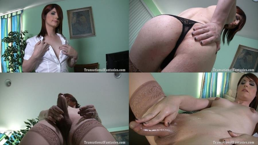 SheMaleStrokers.com: (Amy Daly) - Remastered [FullHD] (336.53 Mb)