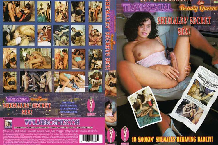 Androgeny Productions: (Unknown) - Transsexual Beauty Queens: Shemales Secrets Sex [SD] (2.32 Gb)