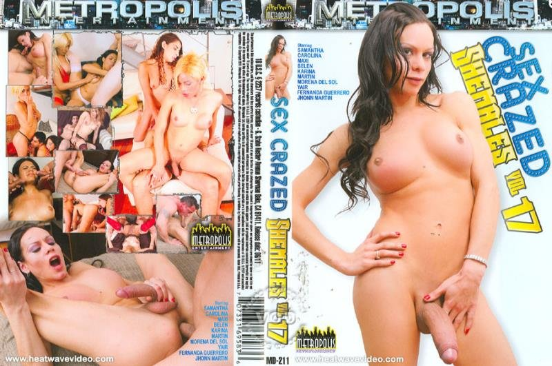 Metropolis: (Marcos Alexandre) - Sex Crazed Shemales 17  [SD] (1.44 Gb)