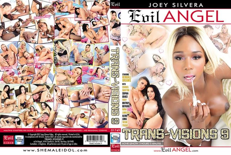 Evil Angel: (Joey Silvera) - Trans-Visions #9  [SD] (2.56 Gb)