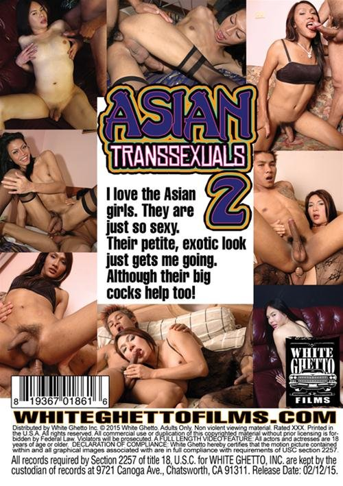 White Ghetto: (Amy, Wan, Phon, Amanda Jade) - Asian Transsexuals 2  [SD] (1.08 Gb)