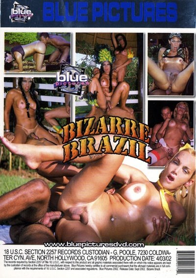 Blue Pictures: (Bizarre Brazil) - She-Boys From Brazil  [SD] (1.25 Gb)