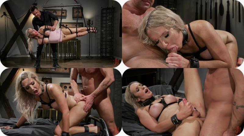 Kink.com: (Kayleigh Coxx, Dominic Pacifico) - Kayleigh Constrained: Kayleigh Coxx Serves Her Master Dominic Pacifico [SD] (483.74 Mb)