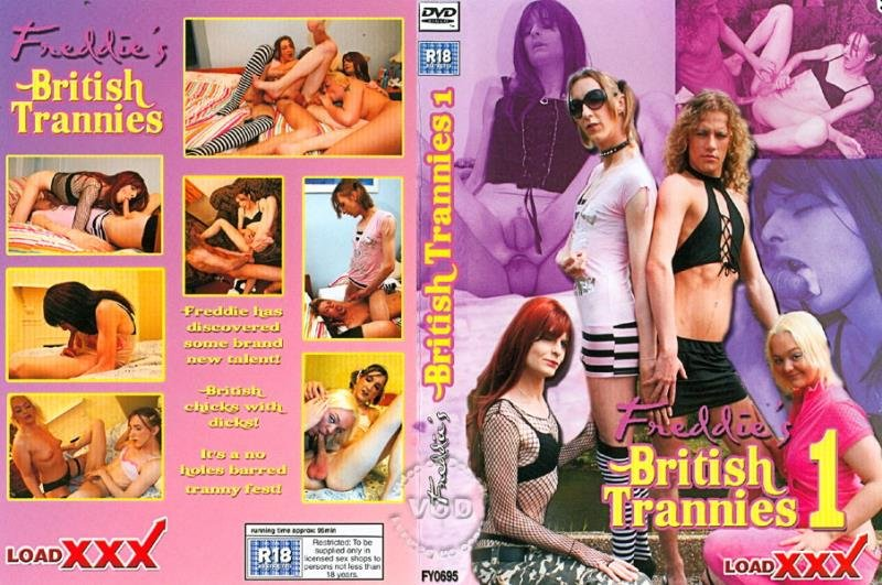 Freddie, LoadXXX: (Tracy, Donna, Lisa, Alec, Liberty, Damian, Fat Freddie) - Freddies British Trannies 1: The Tea Girls [SD] (1.08 Gb)
