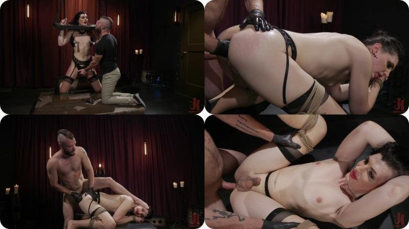 Kink.com: (Mike Panic, Allysa Etain) - Good Girl: Allysa Etain is a Dirty Slut Who Needs To Get Fucked [HD] (1.68 Gb)