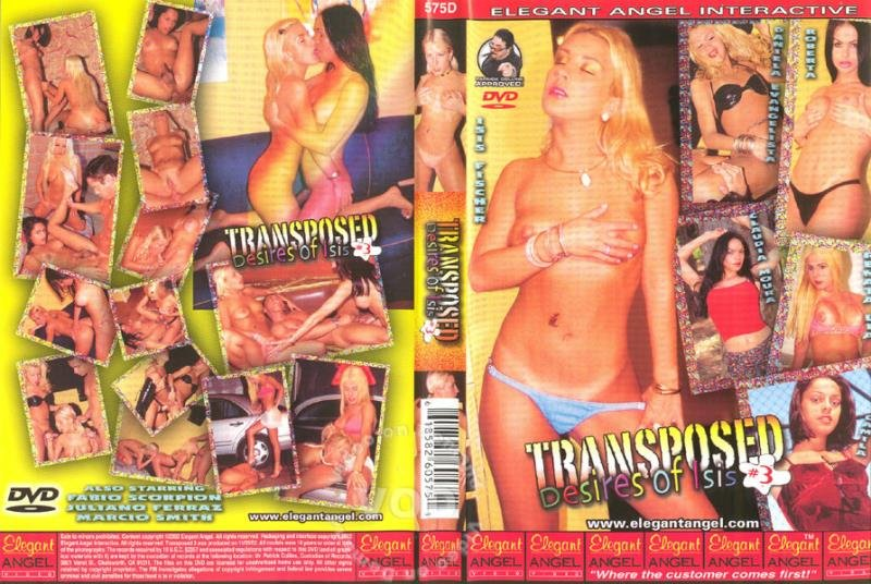Elegant Angel: (Juliano Ferraz, Marcio Smith, Isis Fischer, Fabio Scorpion, Claudia Moura) - Transposed 3: The Desires of Isis [SD] (811.14 Mb)