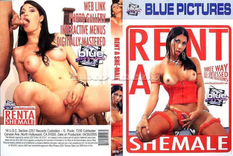Blue Pictures: (Marcela Ramos, Valeria Reis) - Rent A SheMale [SD] (1.04 Gb)