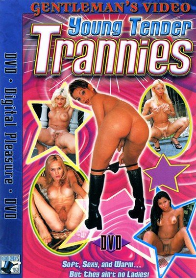 Gentlemen's Video: (Shemale) - Young Tender Trannies 1 [SD] (809.52 Mb)