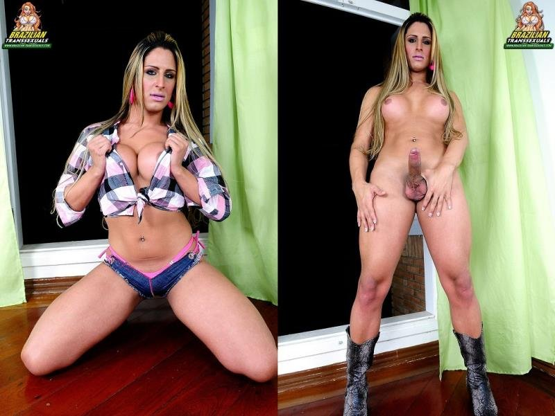 Brazilian-Transsexuals.com: (Gabrielly Close) - Strokes And Cums [HD] (481.24 Mb)
