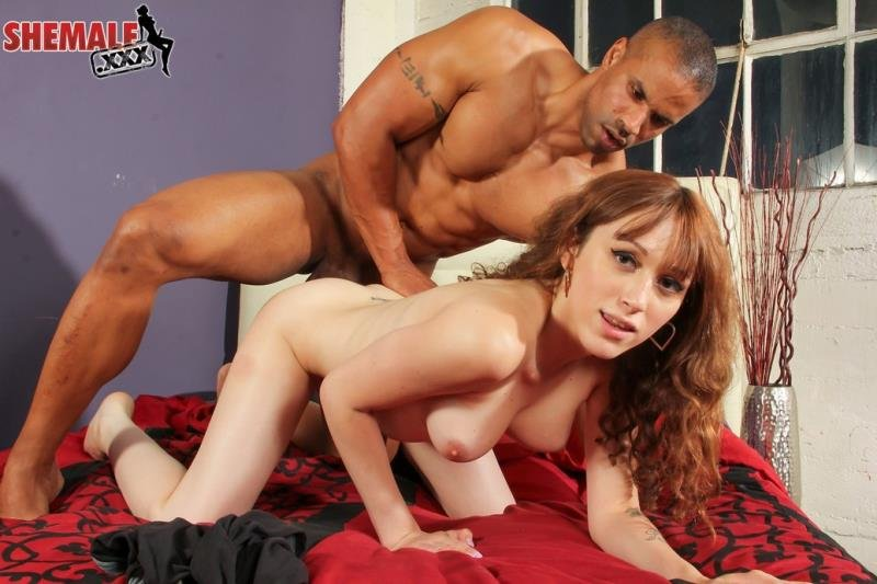Shemale.xxx: (Kylie Maria) - Kylie Maria Does Robert Axel! [HD] (734.21 Mb)