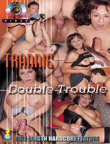 He Girl Video: (Transsex) - Trannie Double Trouble [SD] (633.33 Mb)