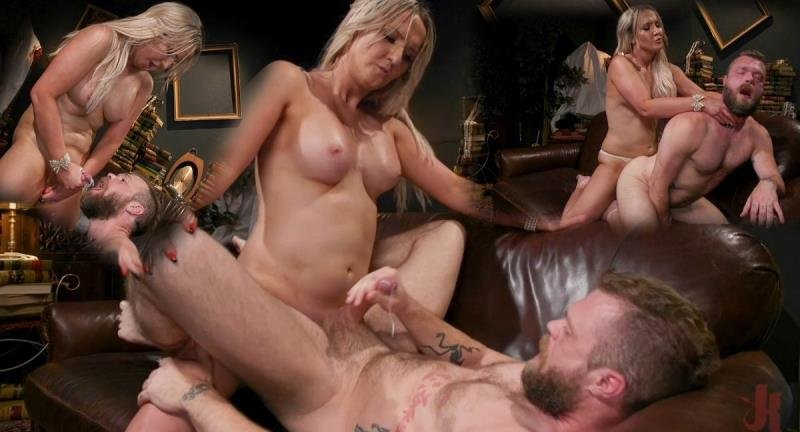 Kink.com: (Kayleigh Coxx, Mike Panic) - Time To Play: Kayleigh Coxx Brings Mike Panic to Life For Kinky Fun [HD] (1.23 Gb)
