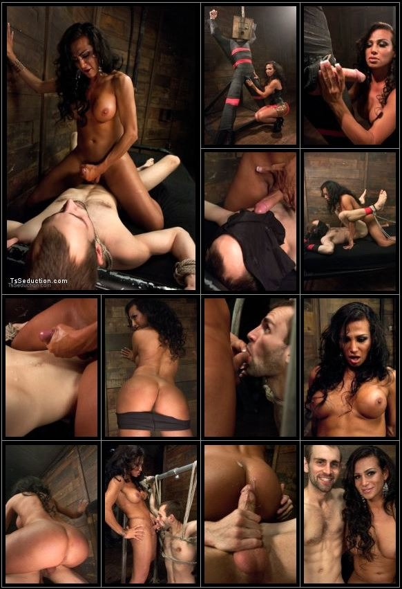 TSSeduction: (Jaquelin Braxton, Blake) - Bareback [HD] (1.32 Gb)