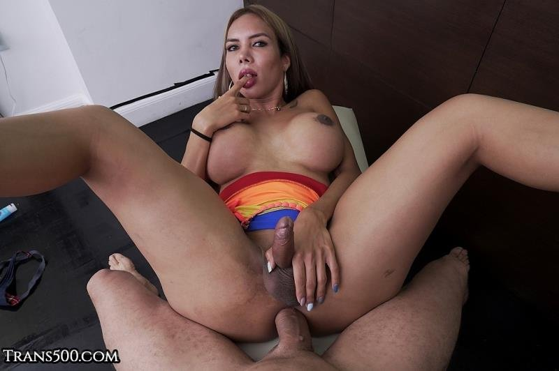 Trans500.com: (Lizzy Laynez) - Model Material [SD] (1.12 Gb)