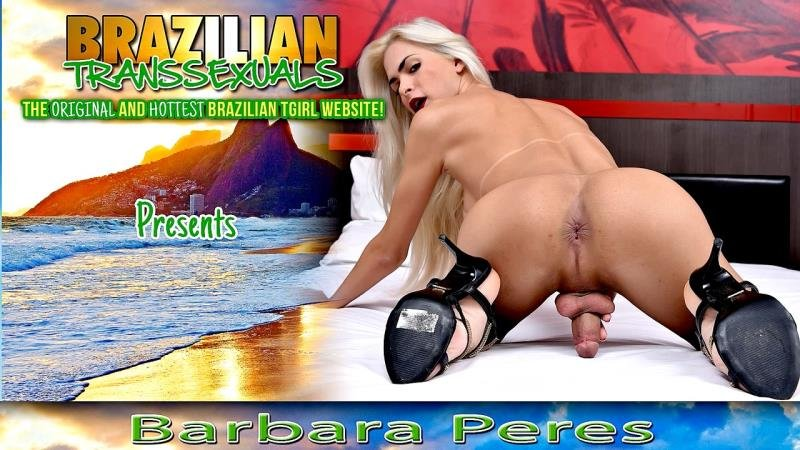 Grooby Productions: (Barbara Perez) - Sexy Barbara Perez is Back  [HD] (520.26 Mb)