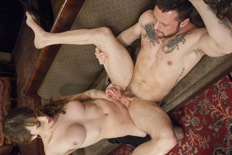 TSSeduction: (Kylie Maria and Sergeant Miles) - Swinger Party Seduction  [SD] (445.03 Mb)
