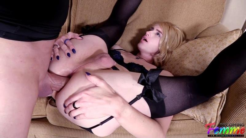 BecomingFemme.com: (Megan Sweet) - Fuck Football Its Time To Fuck Megan Now [SD] (637.84 Mb)