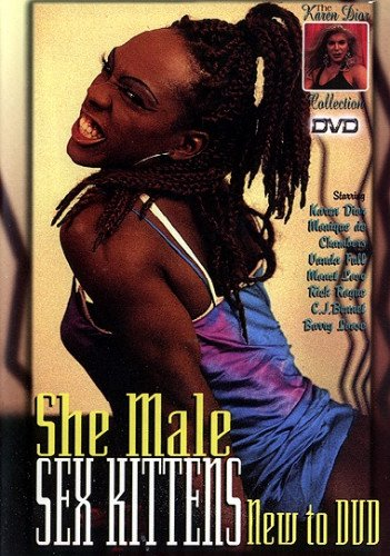 Metro / Karen Dior Production: (C.J. Bennett, Karen Dior, Monet Love, Monique Dichambers, Vanda Full, Barry Loose, Rick Rouge) - She-Male Sex Kittens [SD] (998,58 Mb)