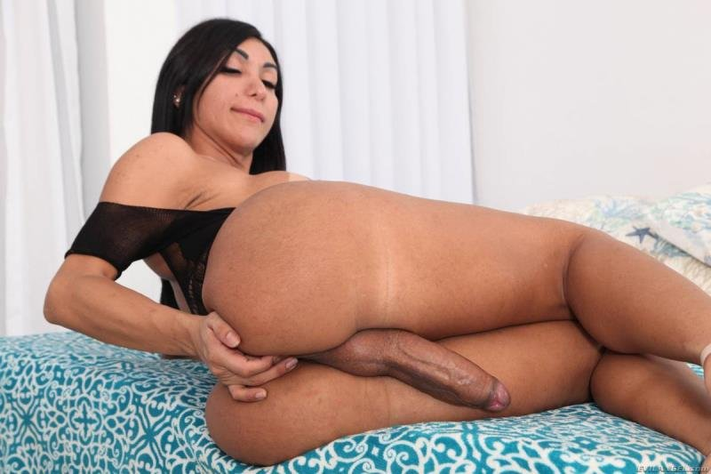 Shemale Anal Orgasm Creampie